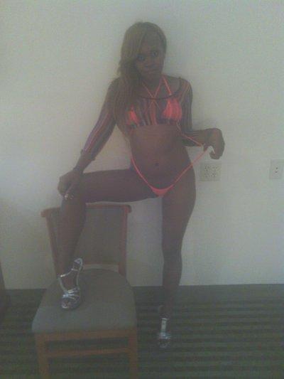 Lucious Ebony Goddess!